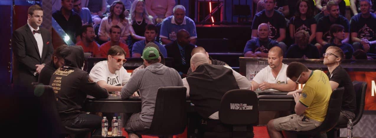 Online poker spelen kan overal en altijd