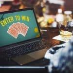 Online casino binnenvallen